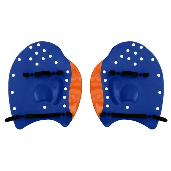 [해외]ZONE3 Power Stroke Hand Paddles 6136720031 Blue