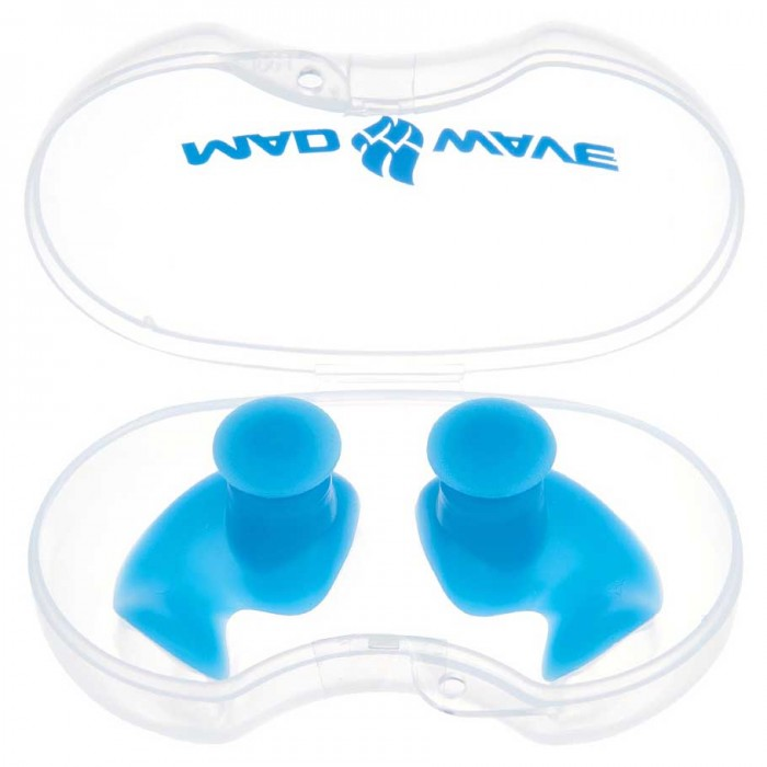[해외]매드웨이브 Ergo Ear Plug Azure