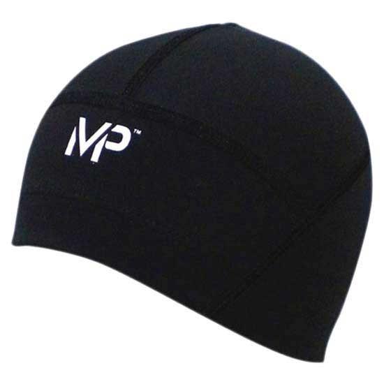 [해외]MICHAEL 펠프스 MP Compression Cap 6136056179 Black
