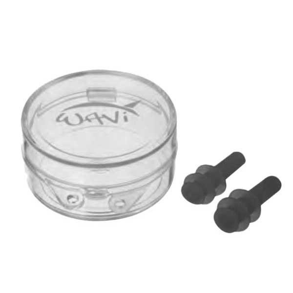 [해외]살비마 Wavi Ear Plug Adult Black