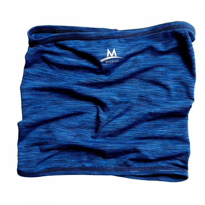 [해외]MISSION 피트ness 1/2 멀티cool Royal Blue Space Dye