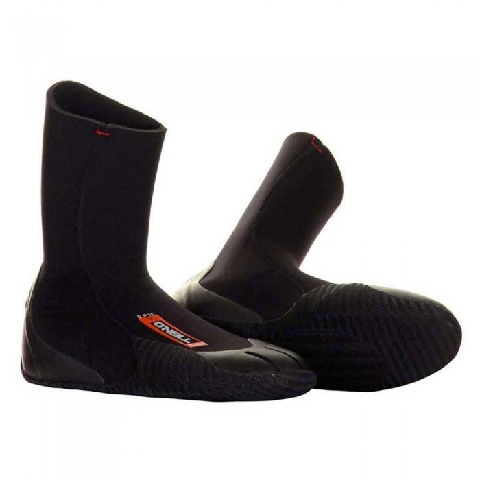 [해외]오닐 웻슈트 에픽 Boot 5 mm Black