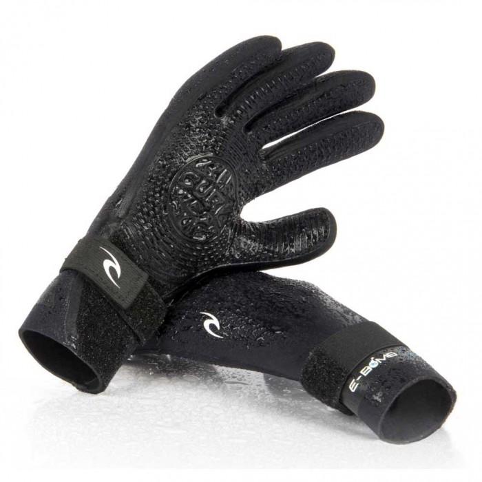 [해외]립컬 E-Bomb 2 mm 5 Finger Glove 14135945287 Black
