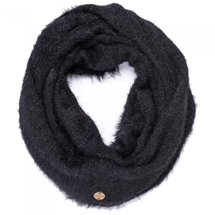 [해외]립컬 Fuzzy Circular Black