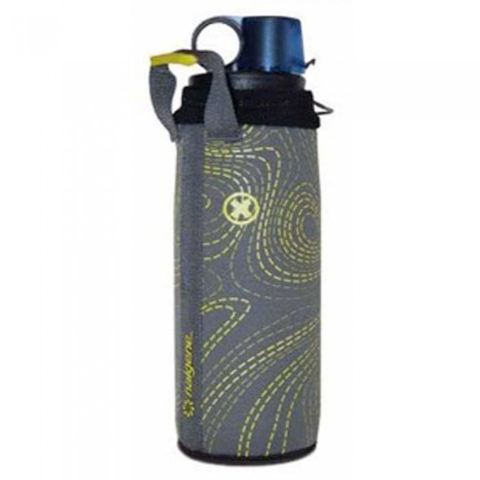 [해외]날진 Bottle Sleeve Classic Neoprene for OTF & OTG and 1L 12118063 Gray and Green