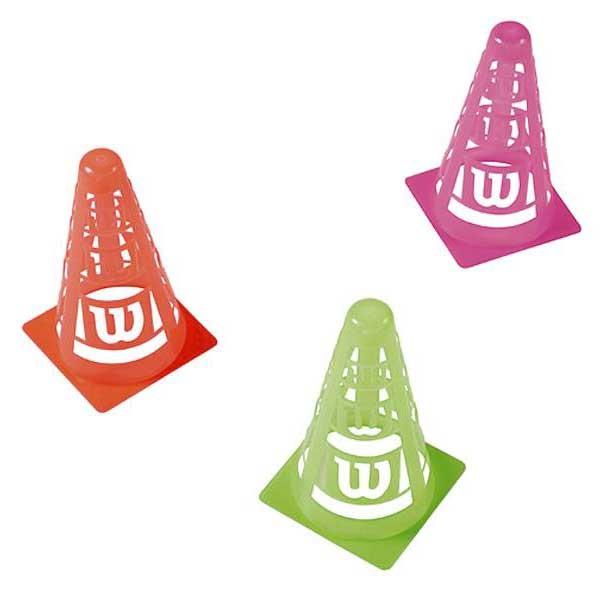 [해외]윌슨 Safety Cones 6 Units