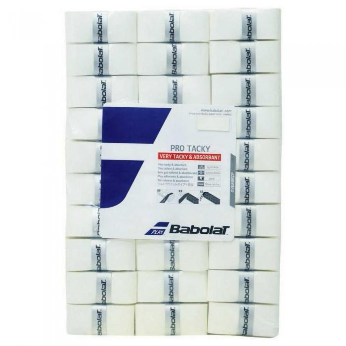 [해외]바볼랏 Pro Tacky Refill 60 Units 12136743131 White