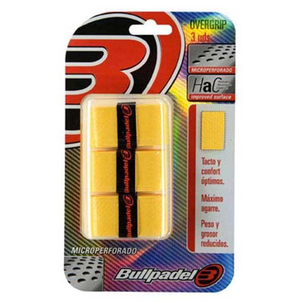 [해외]BULLPADEL GB1201 3 Untis Yellow