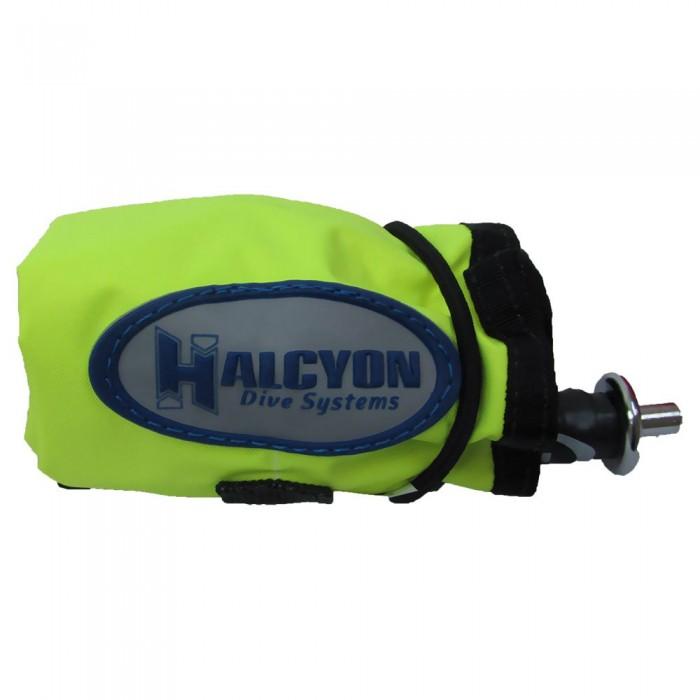 [해외]HALCYON 다이버rs Alert Marker 클로즈 Circuit 100 cm Yellow