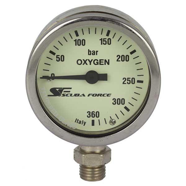 [해외]SCUBAFORCE SPG Metall Oxigen Module 10137268374