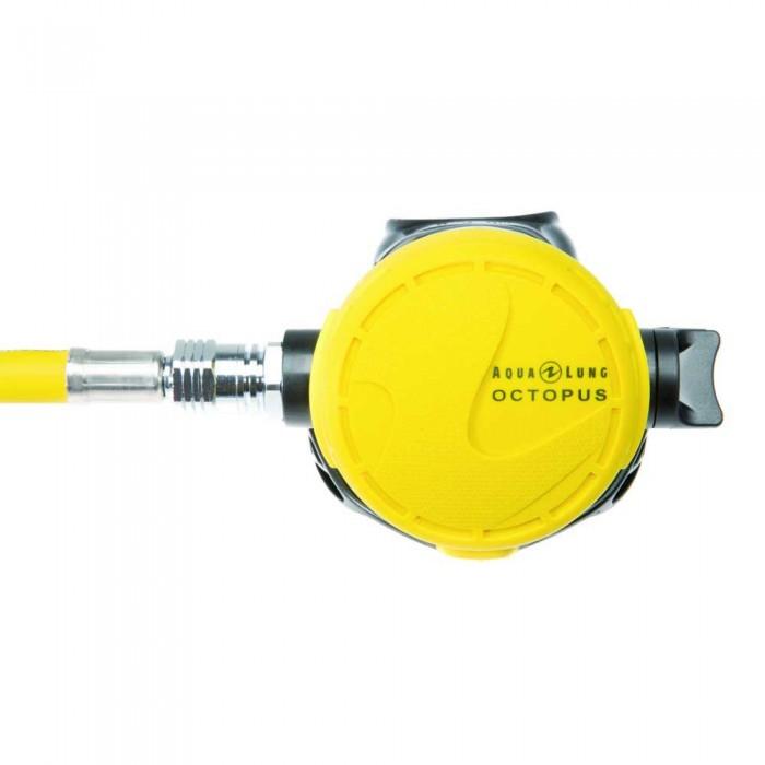 [해외]아쿠아렁 Octopuse Calypso Titan 2017 Yellow
