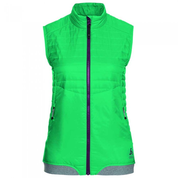 [해외]오들로 Cocoon S Zip In Vest 6136522464 Mint Leaf