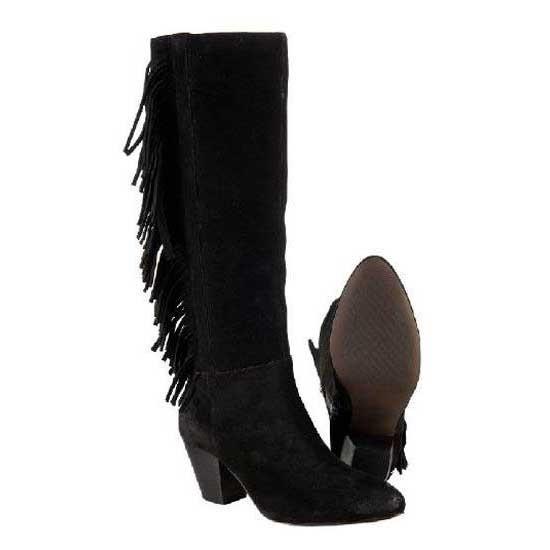 [해외]슈퍼드라이 Memphis Tassle Boot Black