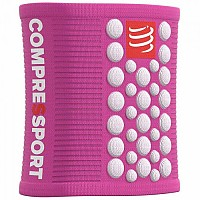 [해외]컴프레스포트 Sweatbands 3D Dots 4137037779 Pink / White