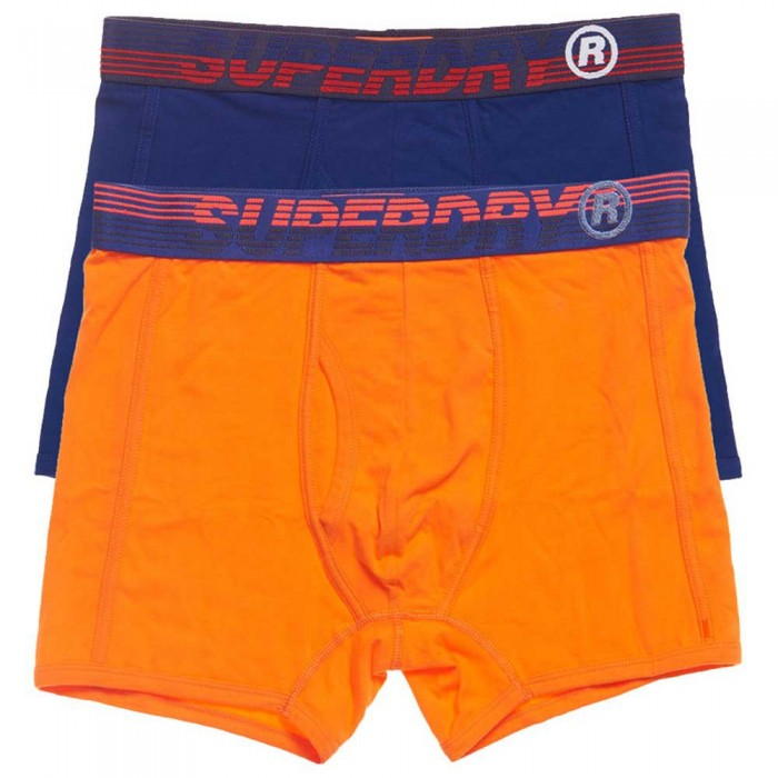 [해외]슈퍼드라이 Speed Sport Double Pack Downhill Blue / Buck Orange