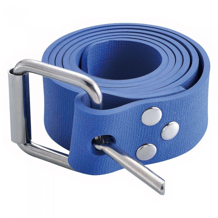 [해외]PROBLUE Rubber Weight Belt Blue