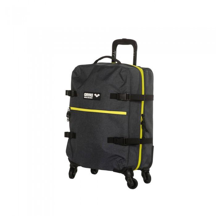 [해외]아레나 Trolley 팀 H앤드 Luggage Size Grey Melange