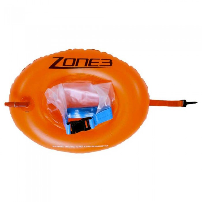 [해외]ZONE3 Swim Buoy Dry Bag Donut 6135981183
