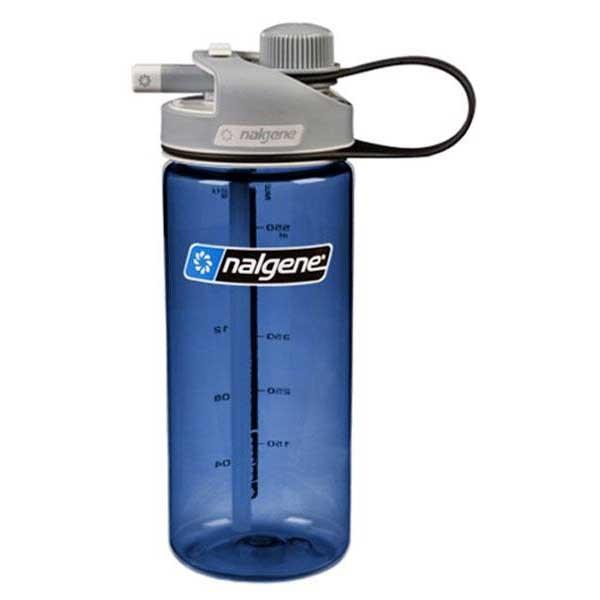 [해외]날진 Multi Drink Bottle 700ml 12118035 Blue / Loop-Top Gray
