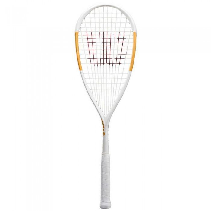 [해외]윌슨 Tempest Pro 12137282791 White / Gold