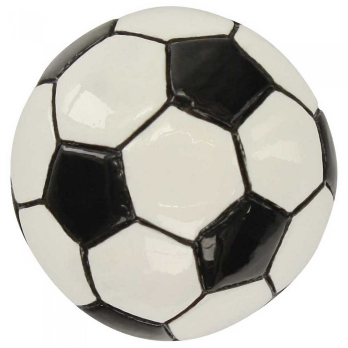 [해외]JIBBITZ 3D Soccer Ball 14136062450 White / Black