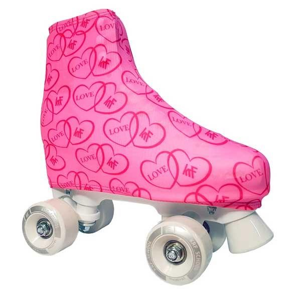 [해외]KRF Love Skate Cover Pink