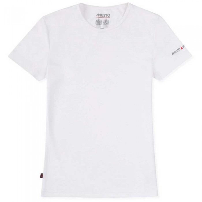 [해외]무스토 Sunshield Pw S/S 136937912 White
