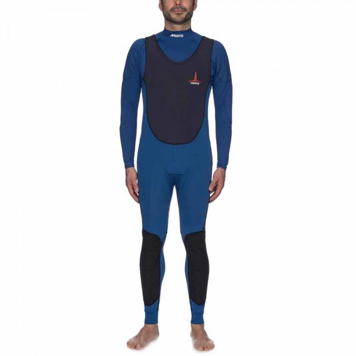 [해외]무스토 Foil TC Impact Wetsuit 137081574 Sky Dive / True Navy