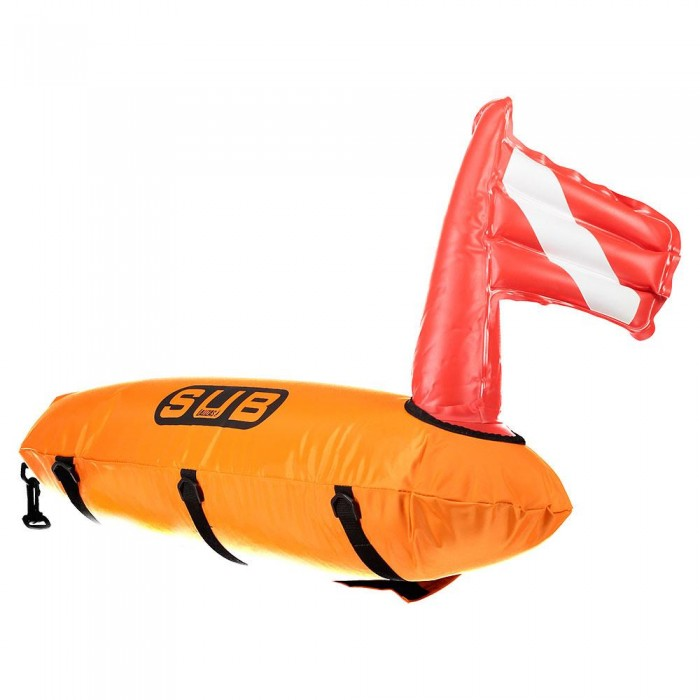 [해외]LALIZAS Torpedo Diving Marker Buoy Reinfoced 101232457