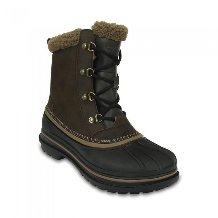 [해외]크록스 Allcast Ii Boot M Man14136062536 Espresso / Black
