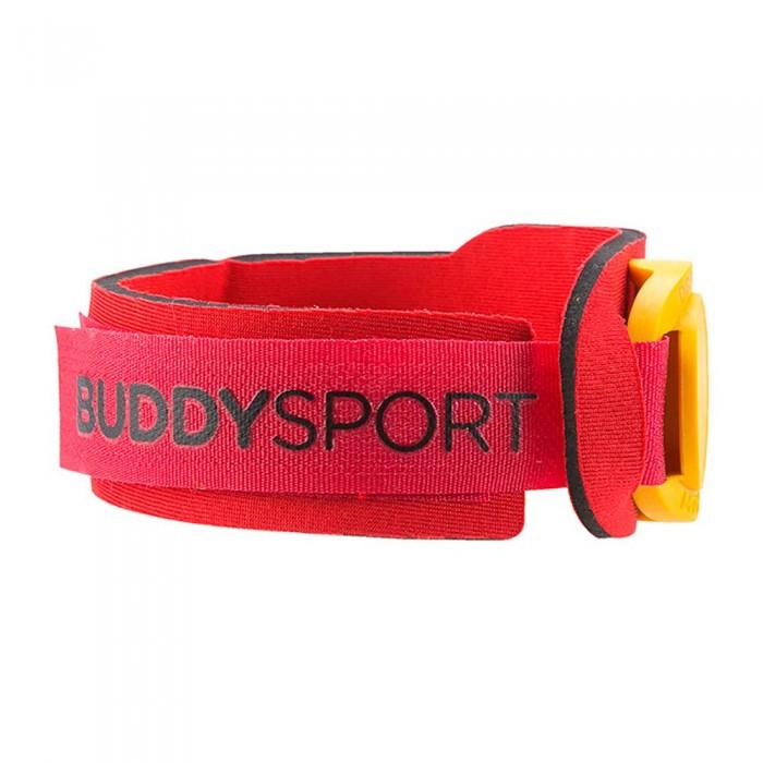 [해외]BUDDYSWIM Timing Chip Band 6137339844 Red
