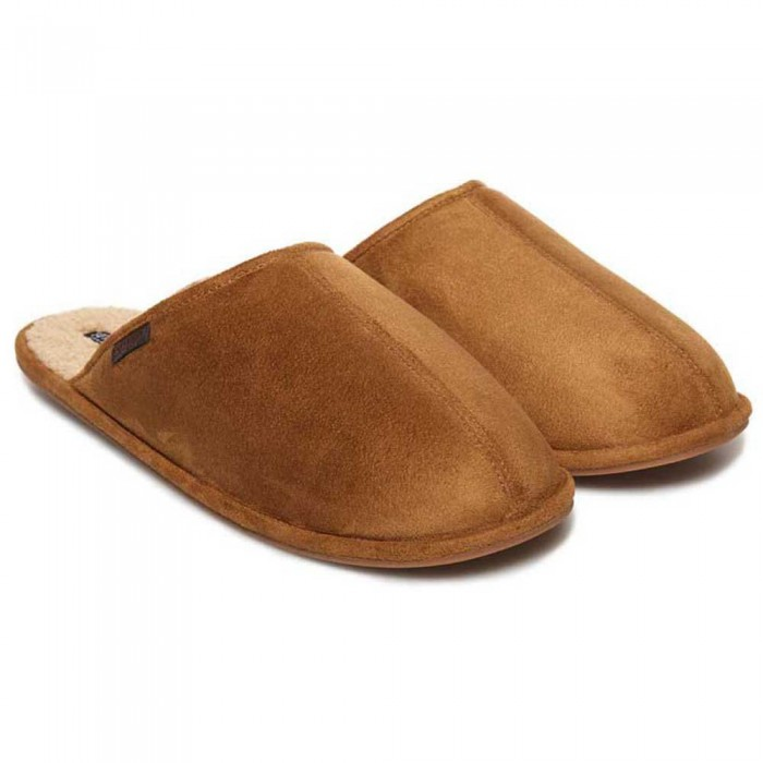 [해외]슈퍼드라이 Classic Mule Slipper Man137255981 Tan