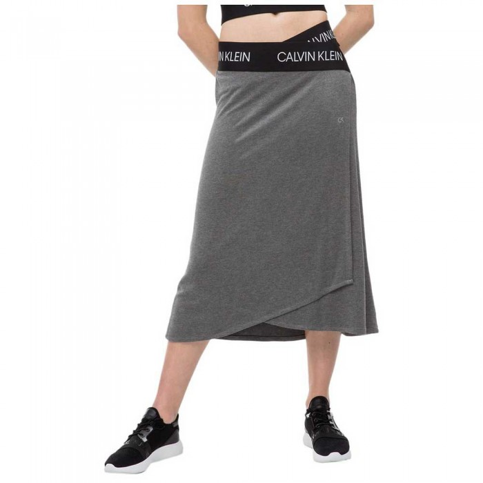 [해외]캘빈클라인 PERFORMANCE 00GWF8T914 Skirt 7137346877 Medium Grey Heather