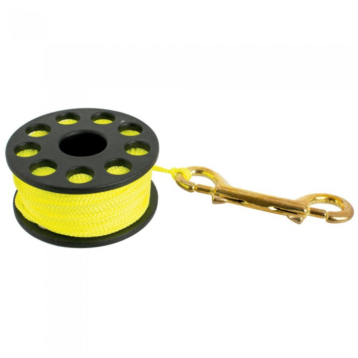 [해외]씨악서브 Spool Reel 2 mm Black / Yellow