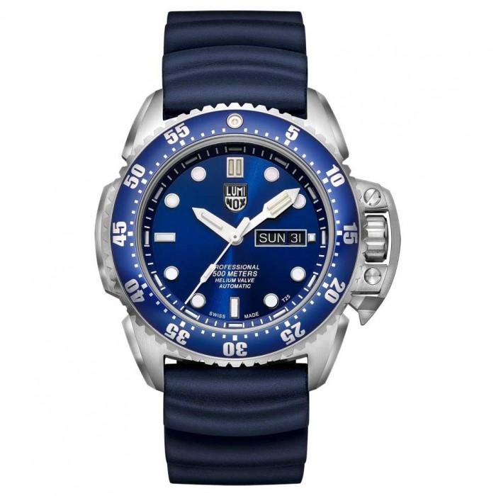 [해외]루미녹스 Scott Cassell Deep Dive Special Edition 1523 Blue / White