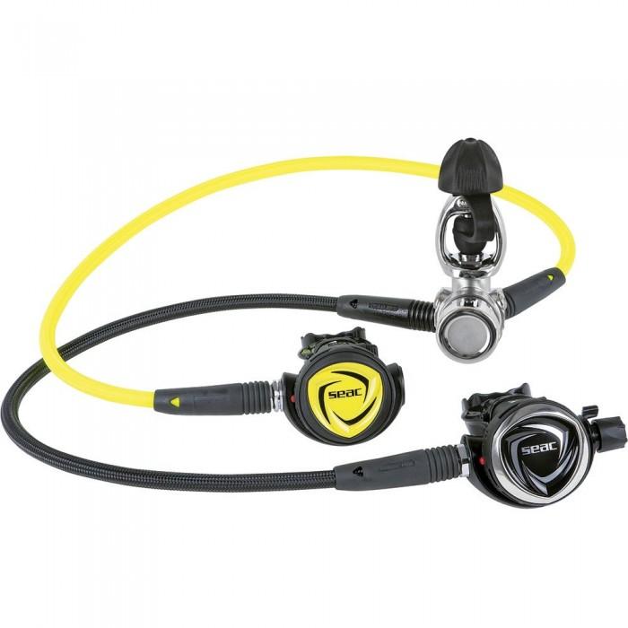 [해외]씨악서브 DX200 ICE INT 230 BAR Yellow / Black