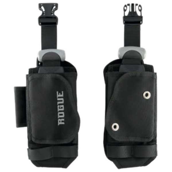 [해외]아쿠아렁 Integrated Weight Belt Black