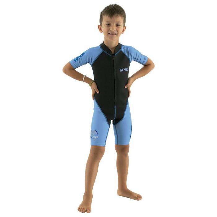 [해외]씨악서브 Shorty Dolphin 1.5 mm Blue / Black