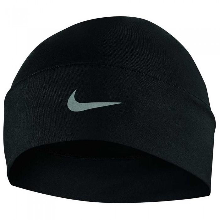 [해외]나이키 액세서리 Run 드라이 Hat Glove 세트 Black / Hyper Pink / Silver