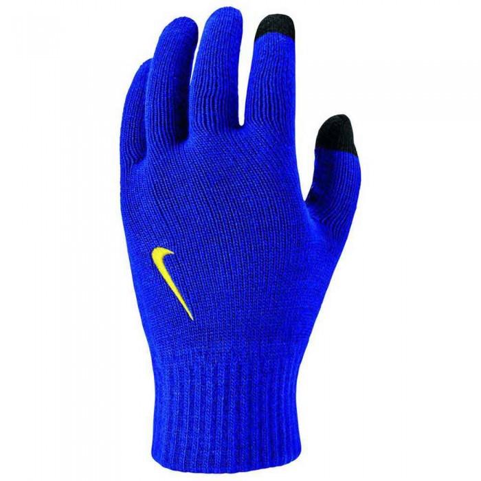 [해외]나이키 ACCESSORIES Knitted Tech Grip 6137355739 Deep Royal Blue / Oil Grey / University Gold