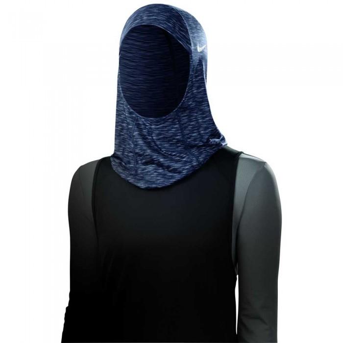 [해외]나이키 액세서리 Pro 프린티드 Hijab 2.0 Midnight Navy / Black / Atmosphere Grey