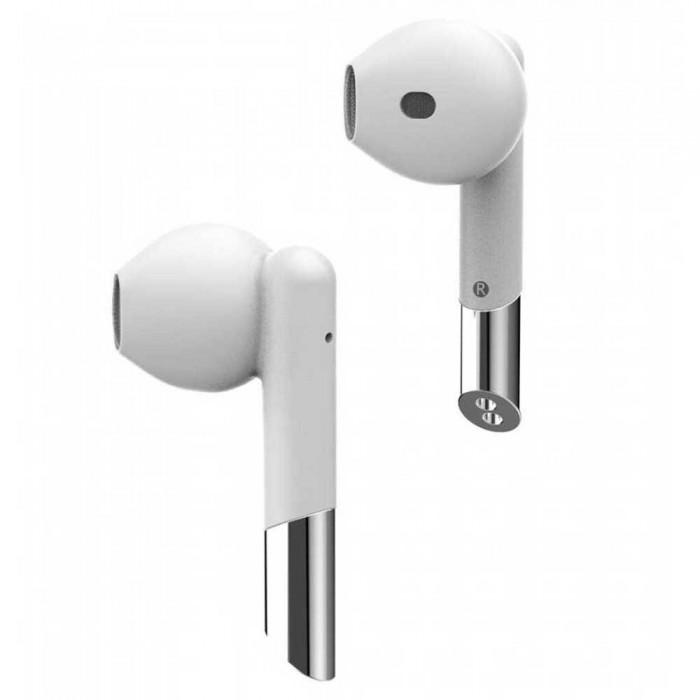 [해외]MYKRONOZ 트루 Wireless Zebuds Headphones White