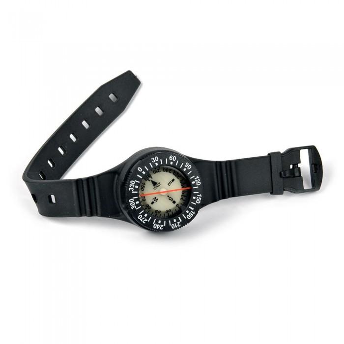 [해외]METALSUB Compass With Strap In Rubber 10137356215 Black