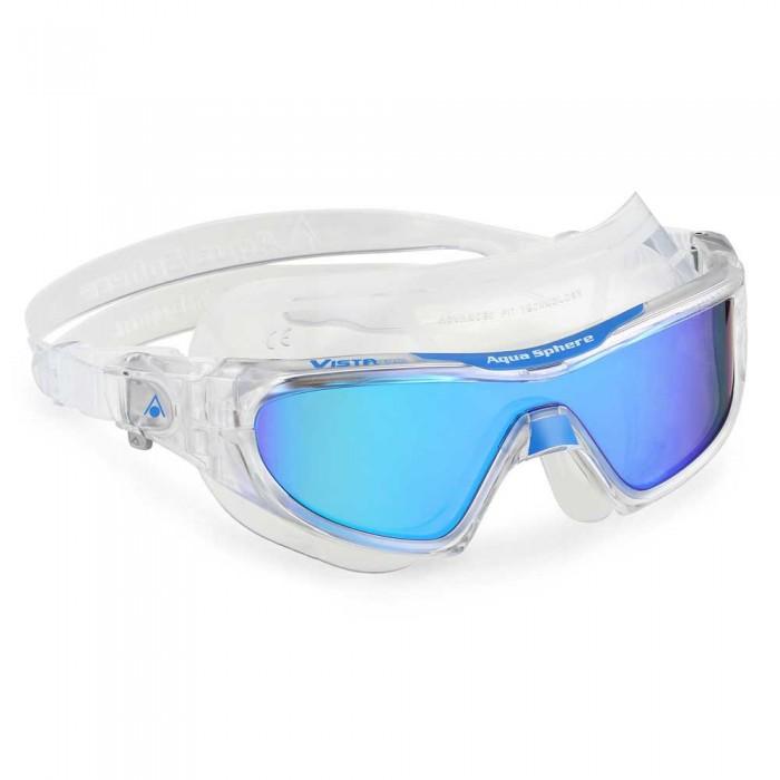 [해외]아쿠아스피어 Vista Pro Transparent / Blue
