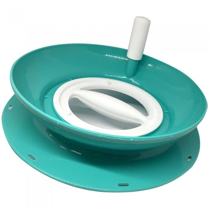 [해외]WILLIAMSON Circular With Handle 260 mm 137024903 Turquoise
