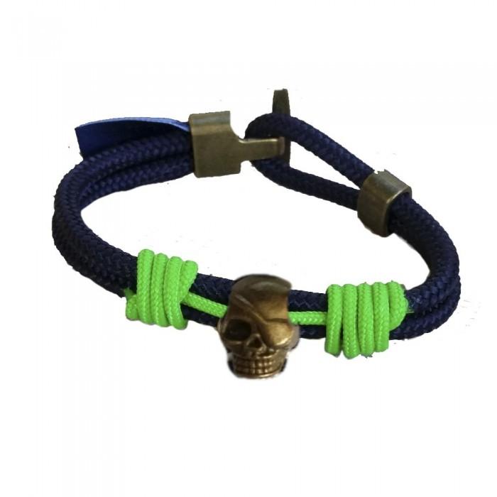 [해외]NAUTIKNOT Mix Skull 136142982 Blue / Fluor / Green