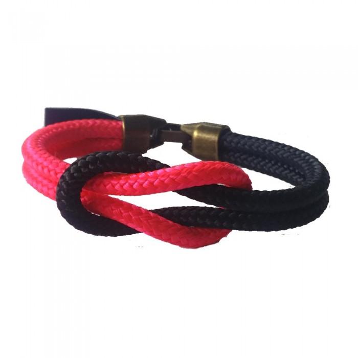 [해외]NAUTIKNOT Square Knot 136142959 Blue / Fuchsia