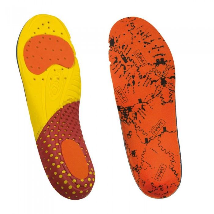 [해외]HART HUNTING Omnium 2 Footbed 8625901 Orange