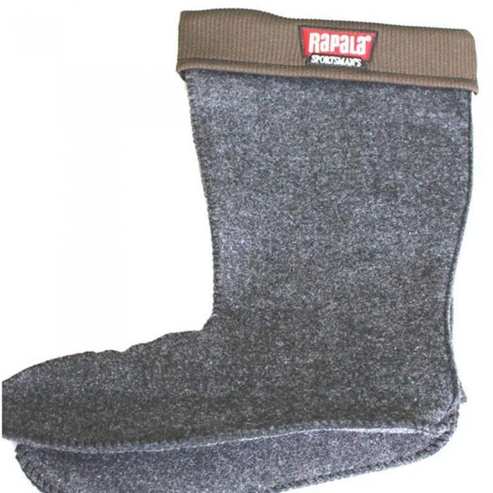 [해외]RAPALA Boot Sock 8136534307 Grey