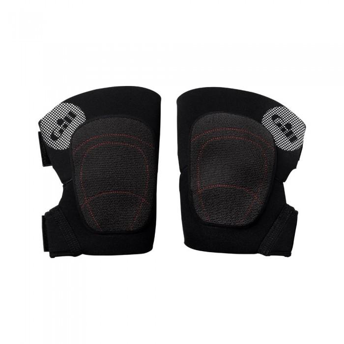 [해외]GILL Neoprene Knee Pads 81330552 Black